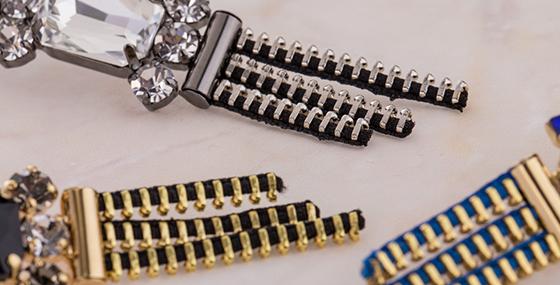 Zipper dream - Gioielli ed accessori - Orecchini ginevra - orecchini con pietre 2